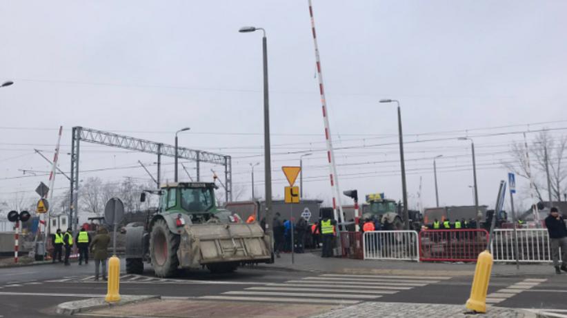 Podwykonawcy Astaldi zablokowali tory. Ruch pociągów przywrócony