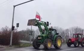 Rolnicy znów protestują. Gigantyczne korki!