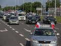 Mają dość Ubera, więc strajkują. Protest taksówkarzy w Warszawie i w innych miastach
