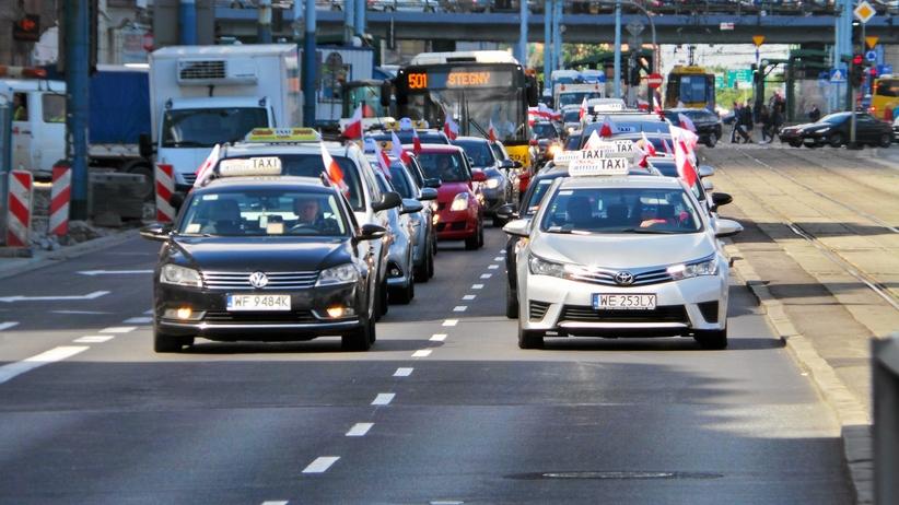 Protest taksówkarzy zakończony. Co na to mieszkańcy?