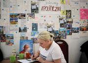Protestujący w Sejmie proponują nowy kompromis