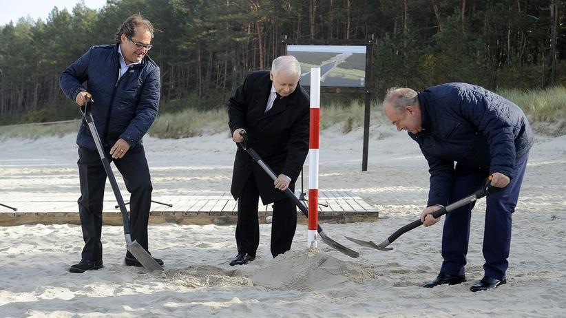 Startuje przetarg na budowę kanału przez Mierzeję Wiślaną