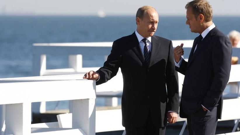 Putin i Tusk
