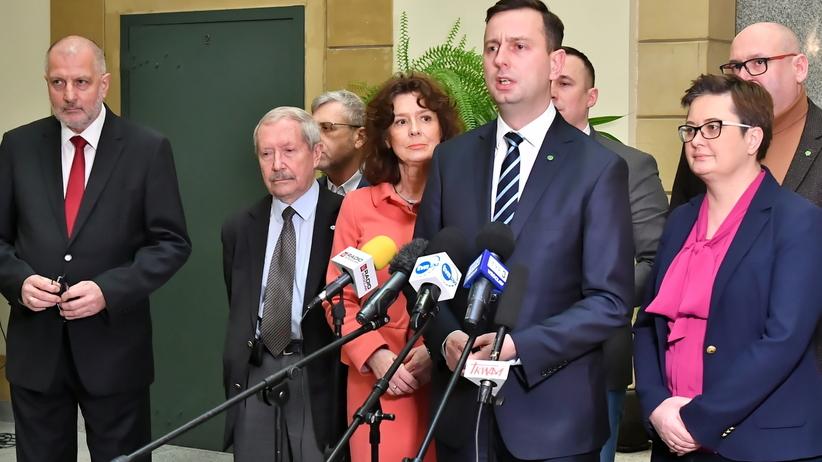 PO o Koalicji Europejskiej, PSL o Koalicji Polskiej. Opozycja szuka formuły na wybory
