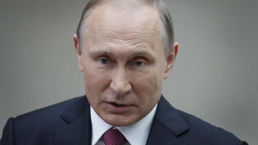 Putin: Celem sankcji USA jest wyparcie Rosji z rynku energii w Europie