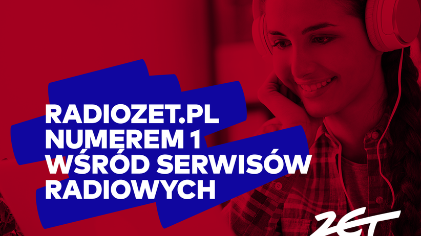 Radiozet.pl największym serwisem radiowym w Polsce. Dziękujemy za zaufanie!