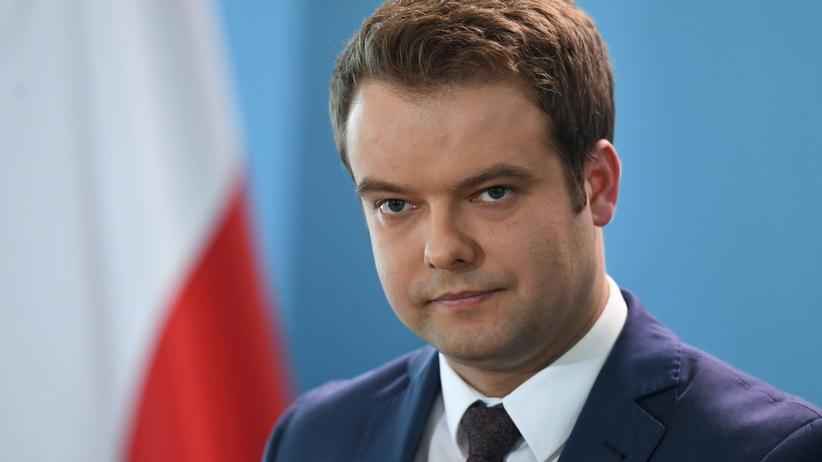 Nowa rola rzecznika rządu. Szydło: życzę powodzenia!
