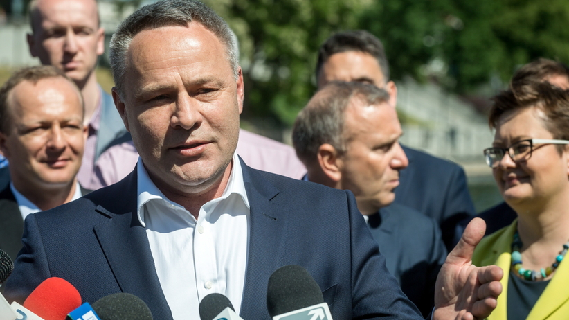 Rafał Bruski z Platformy Obywatelskiej kandydatem na prezydenta Bydgoszczy