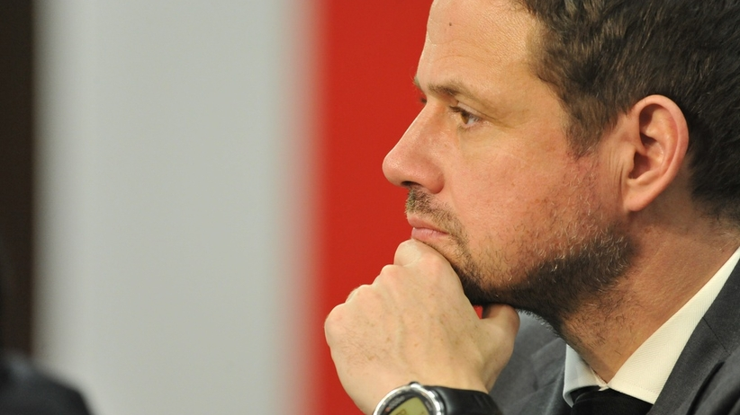 Trzaskowski: winy za zatruwanie debaty politycznej nie rozkładają się po równo