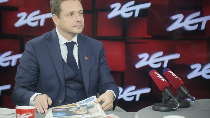Rafał Trzaskowski, prezydent Warszawy, Gościem Radia ZET