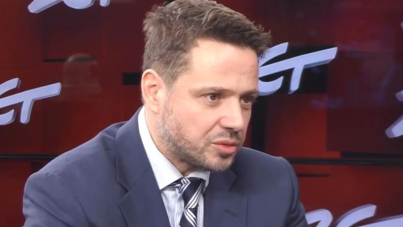 Rafał Trzaskowski w Radiu ZET: Do tej pory Jarosław Kaczyński nie występował w roli takiego twardego biznesmena