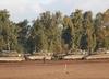 Rakiety spadły na Izrael. Trwa wymiana ognia na granicy ze Strefą Gazy