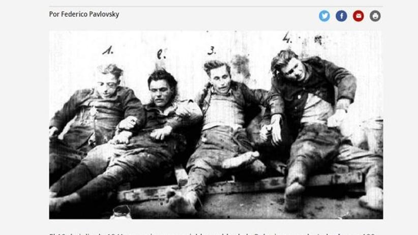 Pagina12 Żołnierze Wyklęci