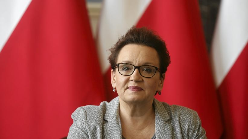 Reforma edukacji: minister Zalewska podsumowuje zmiany