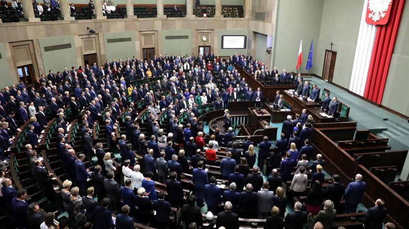 Reforma sądownictwa: Sejm rozpoczął obrady