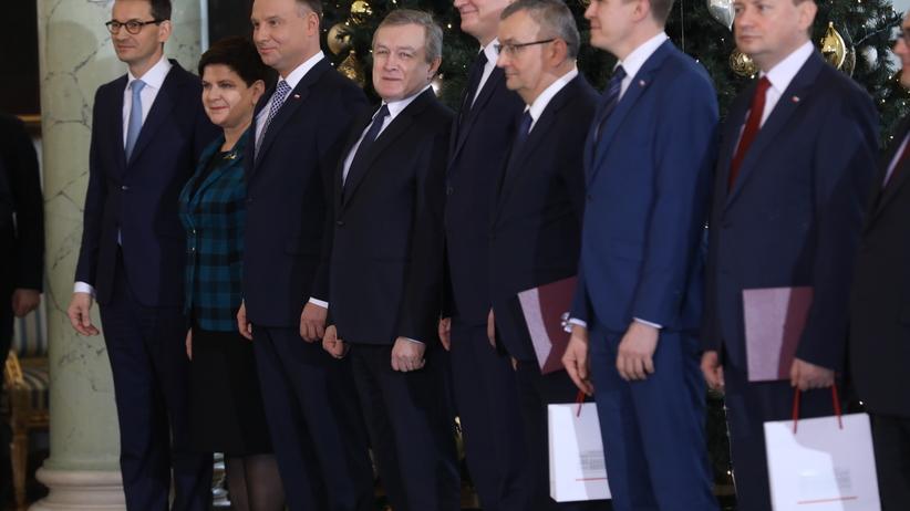 """""""Newsweek"""": To Szczerski miał być szefem MSZ. Odmówił samemu prezesowi"""