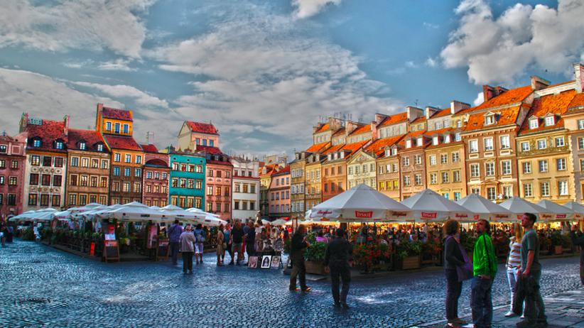 Rekordowy wynik polskiej turystyki. Odwiedziło nas 17 mln turystów zza granicy