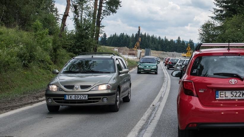 Uwaga kierowcy! Szykują się ogromne utrudnienia na Zakopiance