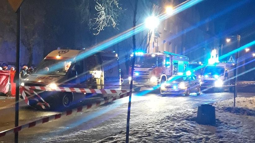 Ruda Śląska. Auto wjechało w grupę osób na pasach. Jedna osoba nie żyje
