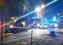 Auto wjechało w grupę osób na pasach. Jedna osoba nie żyje, trzech rannych