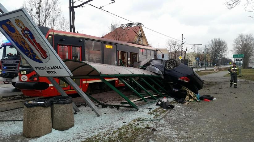 Wypadek Ruda Śląska