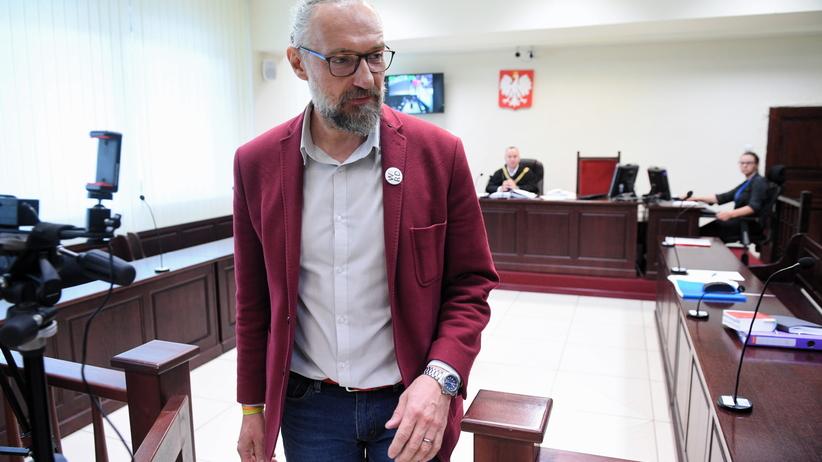 Ruszył proces w sprawie faktur Mateusza Kijowskiego