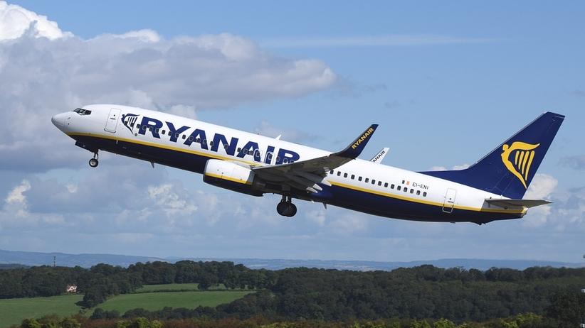 Kolejne nowe połączenia Ryanaira z Polski