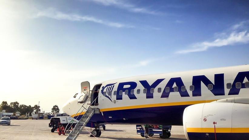 Odwołane loty Ryanaira. Jest ukłon w stronę pasażerów