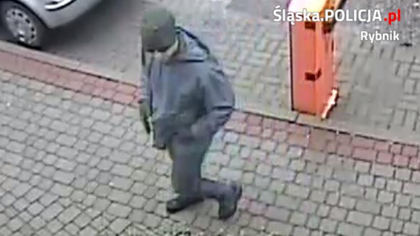 Policja publikuje wizerunek sprawcy napadu na pocztę