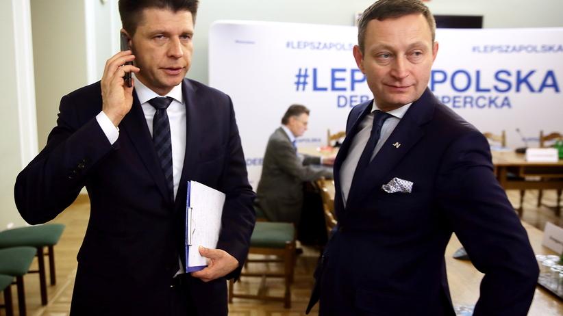 Petru o wizycie Kaczyńskiego w Londynie: to niszczenie Unii