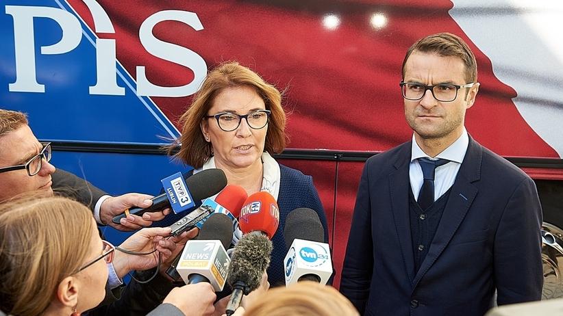Rzeczniczka PiS zdradza, kto będzie kandydatem partii na prezydenta w 2020 roku