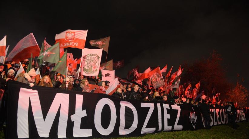 Rzecznik Młodzieży Wszechpolskiej: osoba czarnoskóra nie jest Polakiem