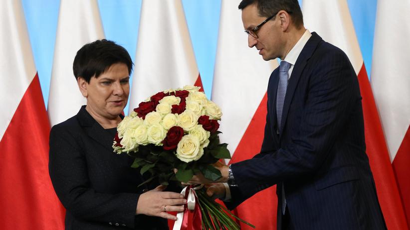Beata Szydło mogłaby kandydować na prezydenta. Marszałek Senatu o przyszłości byłej premier