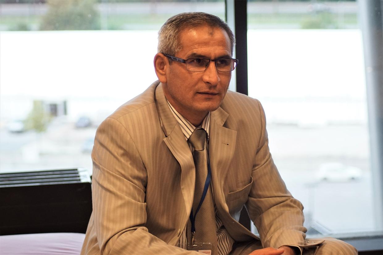 Saidali w Polsce budzi Tadżykistan z politycznego letargu. Reportaż