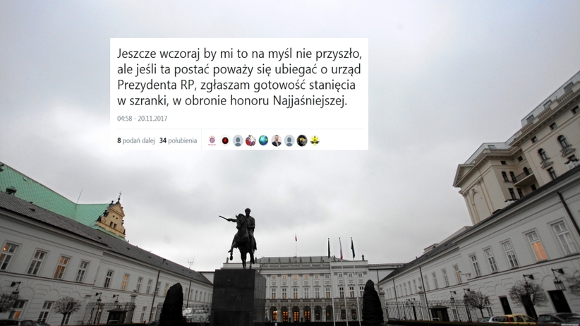 Saryusz-Wolski: Jeśli Tusk stanie do wyborów prezydenckich, będę jego konkurentem