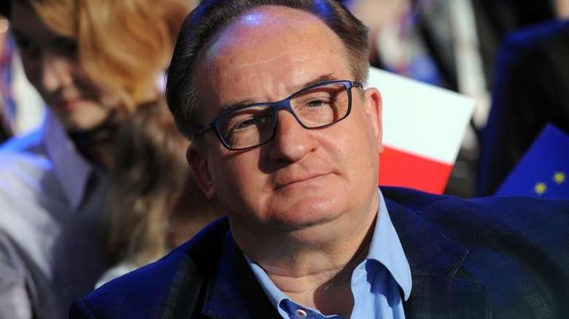 """Saryusz-Wolski żartuje z poparcia dla Tuska. """"PO nie popiera swego członka, a popiera nie-członka"""""""