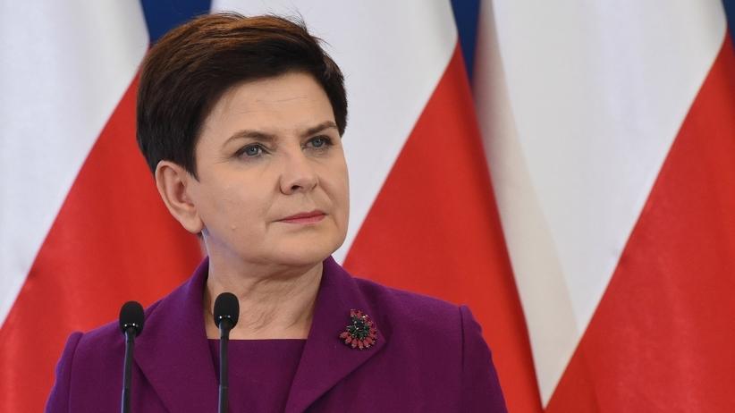 Rekonstrukcja rządu niegroźna dla Szydło. Pani premier zostanie na stanowisku