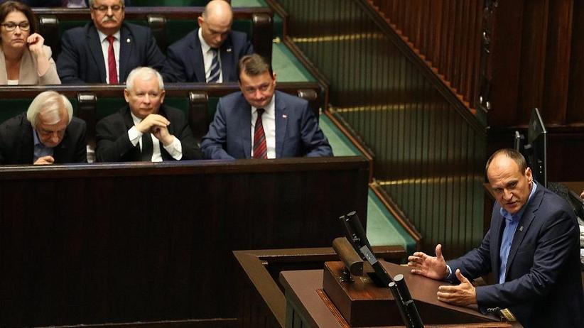Sasin: Po ruchu Dudy kompromis możliwy z Kukiz i PSL, ale nie z N i PO