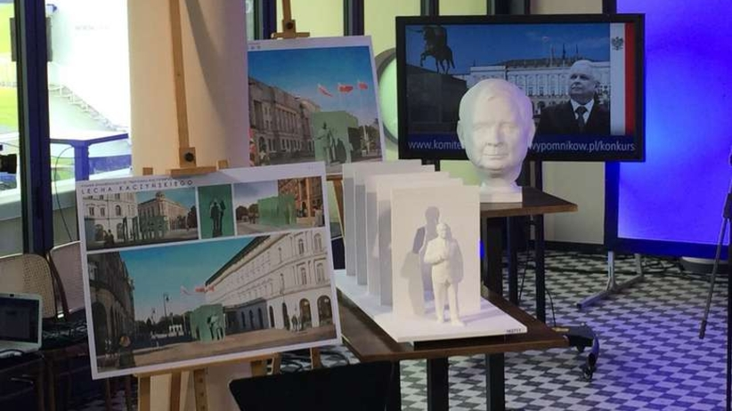 Wiemy, gdzie NIE stanie pomnik Lecha Kaczyńskiego. Budowa możliwa już w tym roku