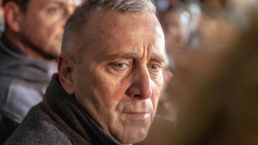O. Wiśniewski zaapelował, by skończyć z mową nienawiści. Schetyna: to wezwanie do tych, którzy spowodowali tę sytuację