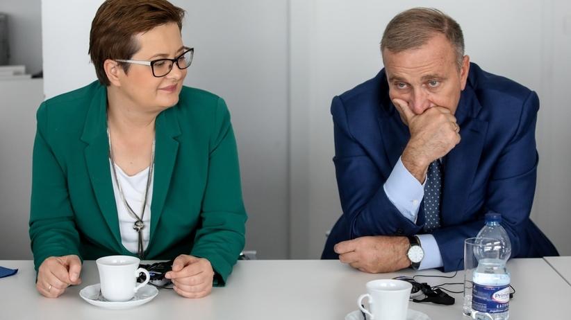 Schetyna i Lubnauer szukają porozumienia. Rozmawiali o wyborach