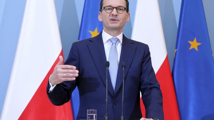 """""""SE"""": Morawiecki spotkał się z Kaczyńskim. Będą dymisje w rządzie?"""