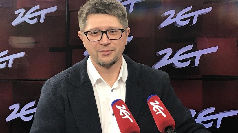 Sędzia Wojciech Łączewski jest gościem Radia ZET we wtorek.