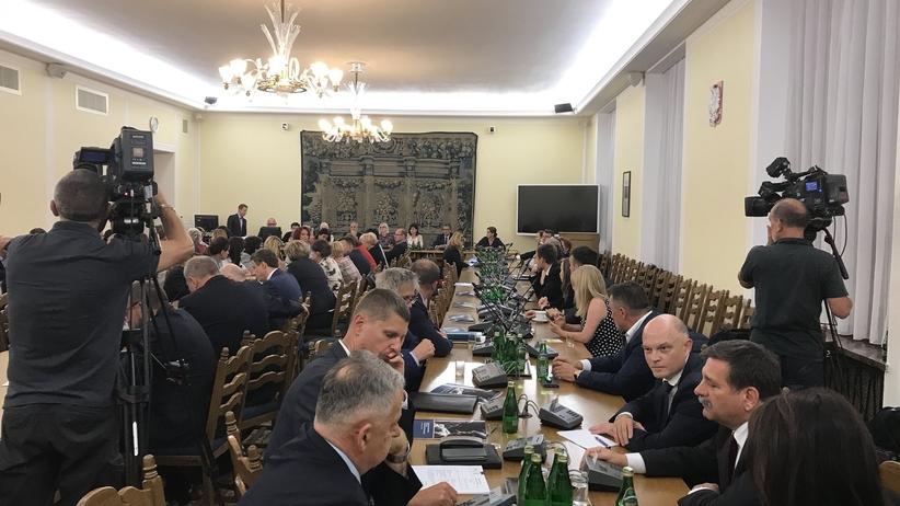 Sejmowa komisja polityki społecznej, rodziny i edukacji