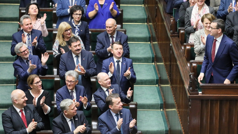 Sejm odrzucił wniosek PO o wotum nieufności dla rządu