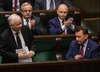 Sejm za przedstawianiem kandydatów na szefa KBW przez ministra spraw wewnętrznych