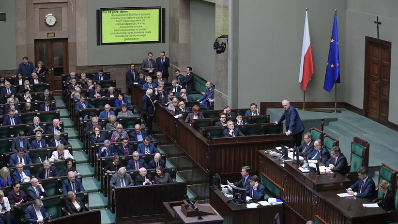 Sejm zgodził się na areszt dla posła PO Stanisława Gawłowskiego