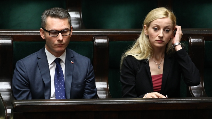Sejm. Były poseł PiS Głębocki głosował, choć stracił już mandat