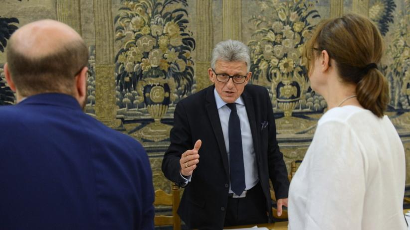 Sejm. Drugie czytanie nowelizacji ustaw o sądach przeniesione