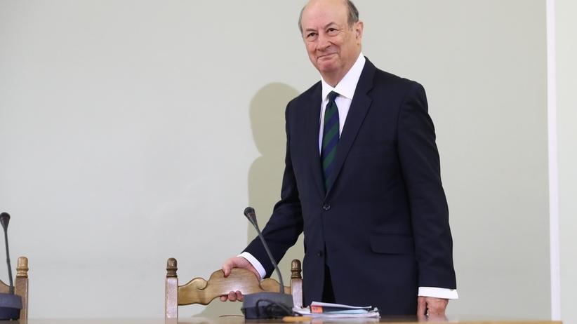 Sejm. Przesłuchanie Jacka Rostowskiego przed komisją Amber Gold